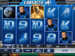 Fantastic Four - Playtech