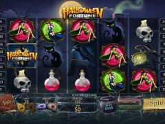 Halloween Fortune - Playtech