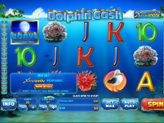 Dolphin Cash слот автоматы slot-77.com Playtech 1/5