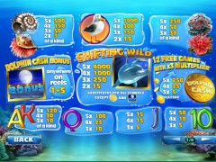 Dolphin Cash слот автоматы slot-77.com Playtech 2/5