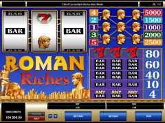 Roman Riches - Quickfire