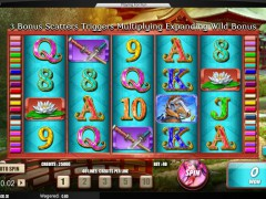 Samurai Princess слот автоматы slot-77.com Amaya 1/5