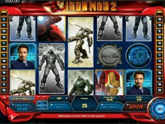 Iron Man слот автоматы slot-77.com GamesOS 1/5
