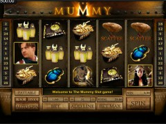 Mummy слот автоматы slot-77.com GamesOS 1/5