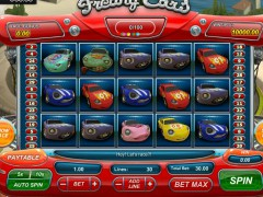 Freaky Cars слот автоматы slot-77.com GamesOS 1/5