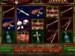 Vampire Slayers слот автоматы slot-77.com GamesOS 1/5