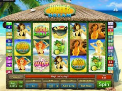 Summer Dream слот автоматы slot-77.com GamesOS 1/5