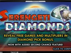 Serengeti Diamonds слот автоматы slot-77.com Amaya 1/5