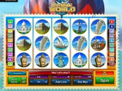Spin the World слот автоматы slot-77.com GamesOS 1/5