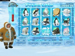 Polar Tale слот автоматы slot-77.com GamesOS 1/5