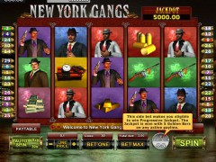 New York Gangs слот автоматы slot-77.com GamesOS 1/5