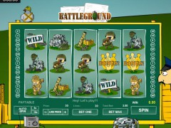Battleground Spins слот автоматы slot-77.com GamesOS 1/5