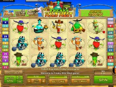 Freaky Wild West слот автоматы slot-77.com GamesOS 1/5