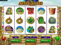 Aztec Slots слот автоматы slot-77.com GamesOS 1/5