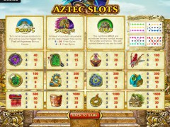 Aztec Slots слот автоматы slot-77.com GamesOS 2/5