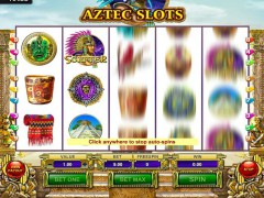 Aztec Slots слот автоматы slot-77.com GamesOS 3/5