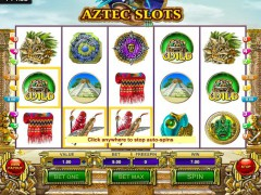 Aztec Slots слот автоматы slot-77.com GamesOS 4/5