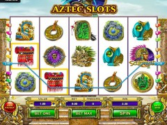 Aztec Slots слот автоматы slot-77.com GamesOS 5/5
