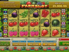 Farm Slot слот автоматы slot-77.com GamesOS 1/5