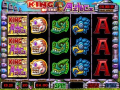 King of the Aztecs слот автоматы slot-77.com Barcrest 1/5