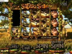 Safari Sam слот автоматы slot-77.com Betsoft 4/5