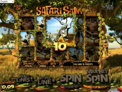 Safari Sam слот автоматы slot-77.com Betsoft 5/5