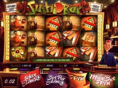 Sushi Bar слот автоматы slot-77.com Betsoft 1/5