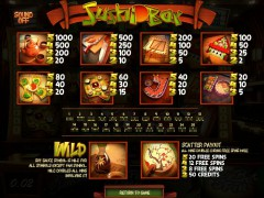Sushi Bar слот автоматы slot-77.com Betsoft 2/5
