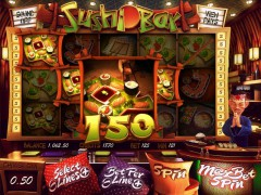 Sushi Bar слот автоматы slot-77.com Betsoft 3/5