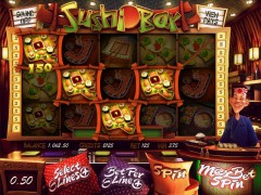 Sushi Bar слот автоматы slot-77.com Betsoft 4/5