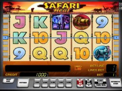 Safari Heat слот автоматы slot-77.com Gaminator 1/5
