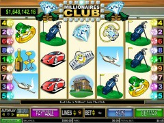Millionaires Club II слот автоматы slot-77.com CryptoLogic 1/5