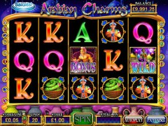 Arabian Charms слот автоматы slot-77.com Barcrest 1/5