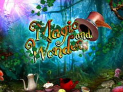 Magic And Wonders слот автоматы slot-77.com SkillOnNet 1/5