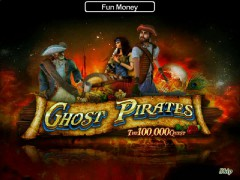 Ghost Pirates слот автоматы slot-77.com SkillOnNet 1/5