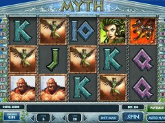 Myth слот автоматы slot-77.com Play'nGo 1/5