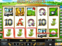 Gold Trophy 2 слот автоматы slot-77.com Play'nGo 4/5