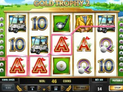 Gold Trophy 2 слот автоматы slot-77.com Play'nGo 5/5