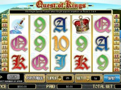 Quest of Kings - CryptoLogic