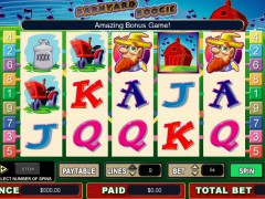 Barnyard Boogie слот автоматы slot-77.com CryptoLogic 1/5