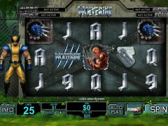 Wolverine слот автоматы slot-77.com Playtech 1/5