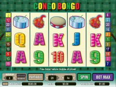 Congo Bongo слот автоматы slot-77.com CryptoLogic 1/5