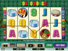 Congo Bongo слот автоматы slot-77.com CryptoLogic 5/5