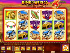 King of Africa слот автоматы slot-77.com William Hill Interactive 1/5