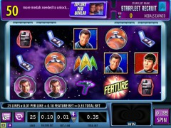 Star Trek Red Alert слот автоматы slot-77.com William Hill Interactive 1/5