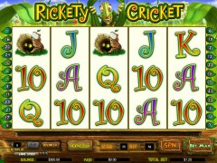 Rickety Cricket слот автоматы slot-77.com CryptoLogic 1/5