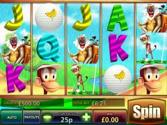 Golf n Monkeys слот автоматы slot-77.com MultiSlot 1/5