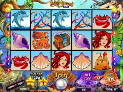 Lucky Mermaid Slots слот автоматы slot-77.com MultiSlot 1/5