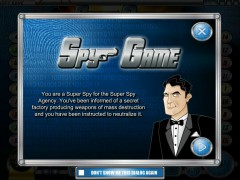 Spy Game - Rival