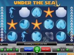 Under The Sea - 1X2gaming